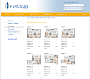 Hercules Living Mini Site Floorplans
