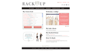 rackituponline.com - Online dream closets created through custom bookmarklet and community features.